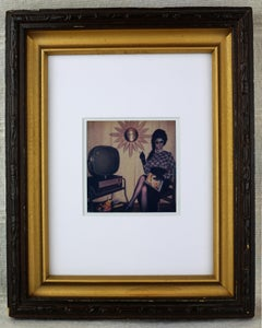 Amazing Stories, Photography, Polaroid, Figurative Art, Vintage frame, Signed