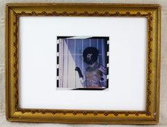 Summer, Photography, Polaroid, Figurative Art, Vintage Frame, Signed