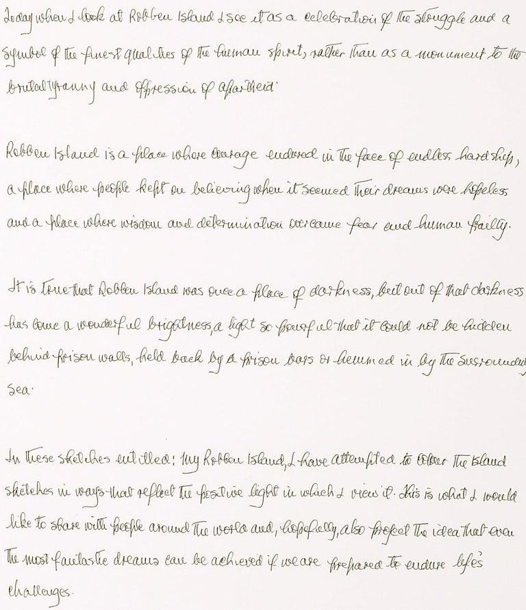 Nelson Mandela Print - Artist Motivation - Mandela, Former South African President, Inspirational Words
