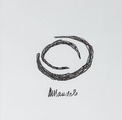 EARTH - Mandela, Former South African President, Signed Art, Symbol, Crescent