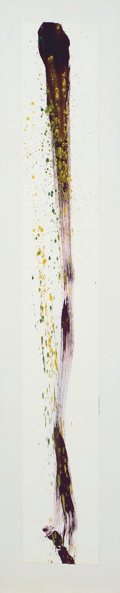Untitled (SF86-013) - Modern, Abstract, Work on Paper, Late 20th Century