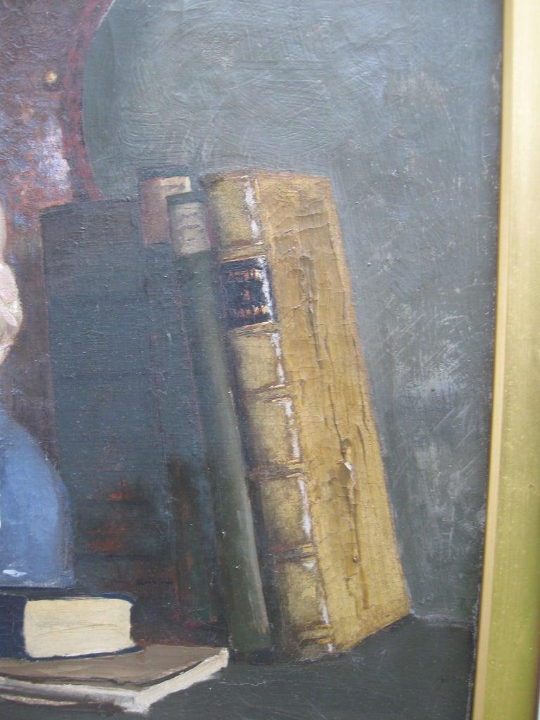 'Still Life' oil on canvas circa 1910 For Sale 2