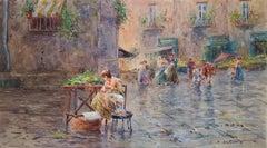 Drawings and Watercolor Paintings