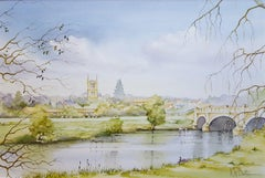 Contemporary Landscape Drawings and Watercolours