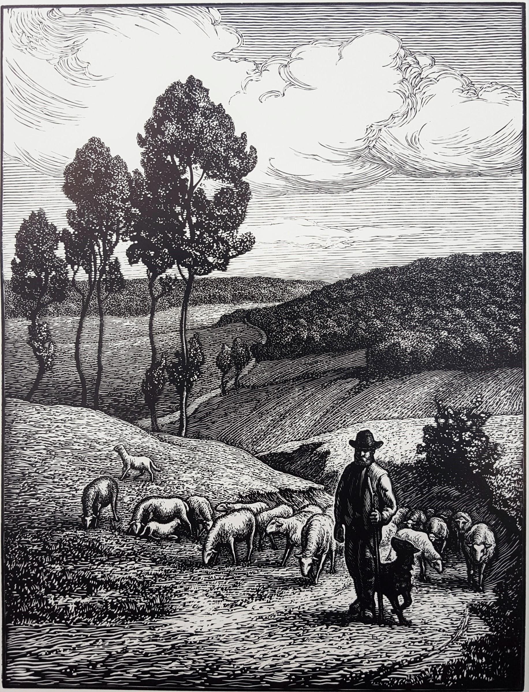 Le Berger (The Shepherd)