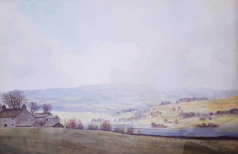 Gillie Cawthorne Landscape Art - Knarsdale, South Tyne Valley, UK