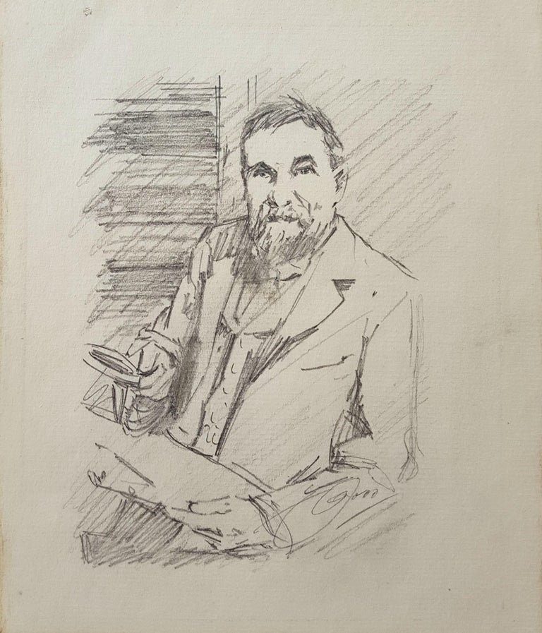 Frederick Keppel, Art Dealer For Sale 6