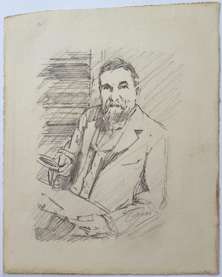 Frederick Keppel, Art Dealer For Sale 7