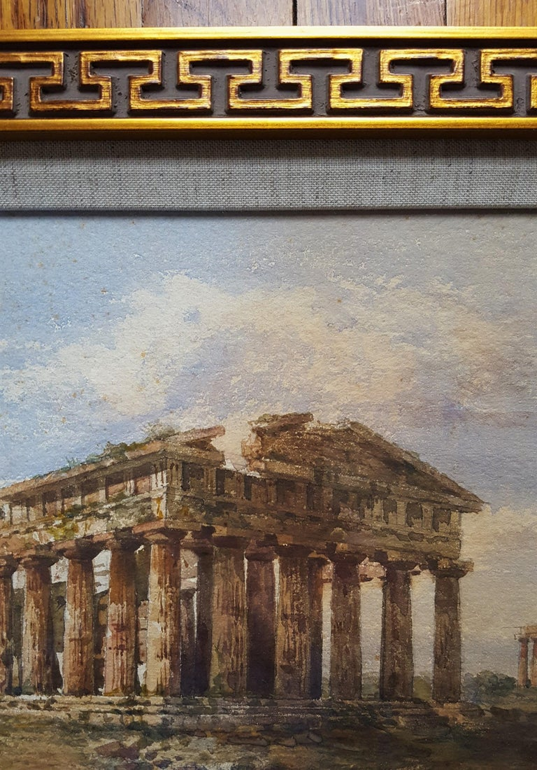 The First and Second Temple of Hera, Paestum For Sale 2