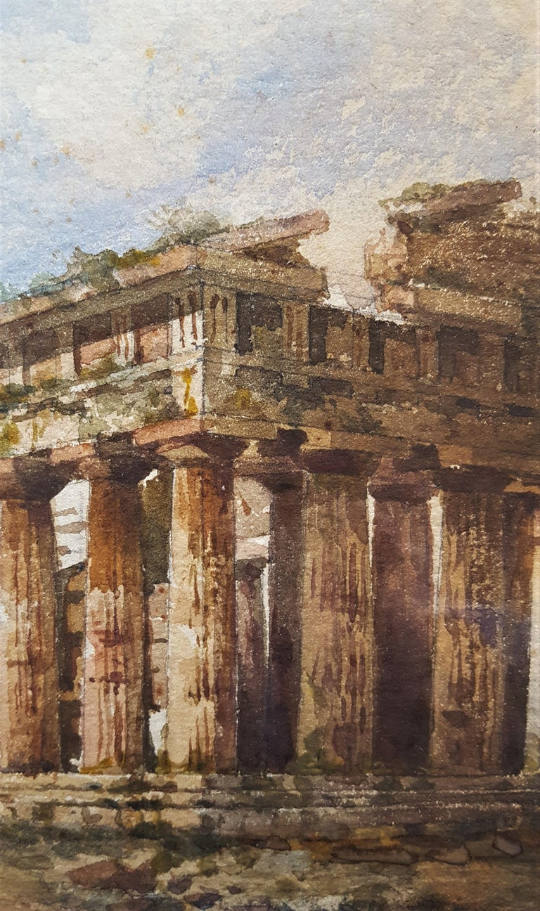 The First and Second Temple of Hera, Paestum For Sale 6