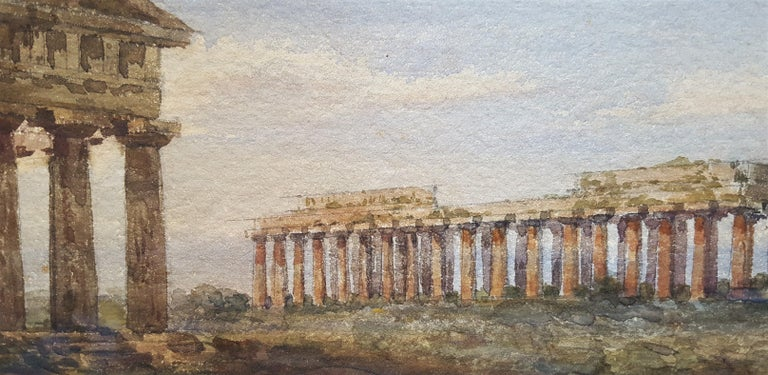The First and Second Temple of Hera, Paestum For Sale 7