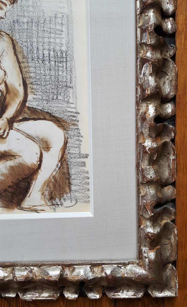 Seated Female Nude For Sale 3