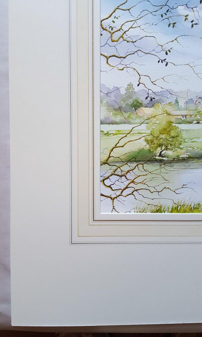 Pershore, Worcestershire - Contemporary Art by Ken Burton