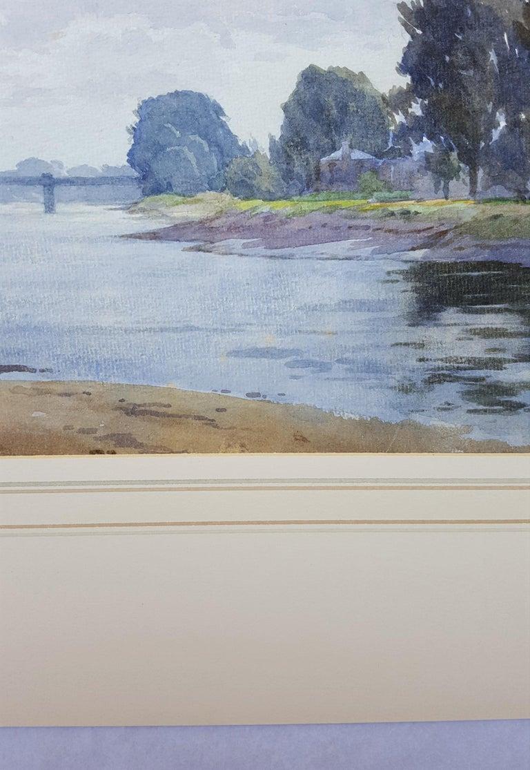 Thames River Landscape For Sale 3