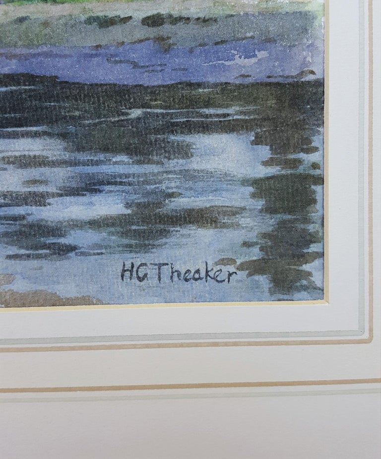 Thames River Landscape For Sale 4