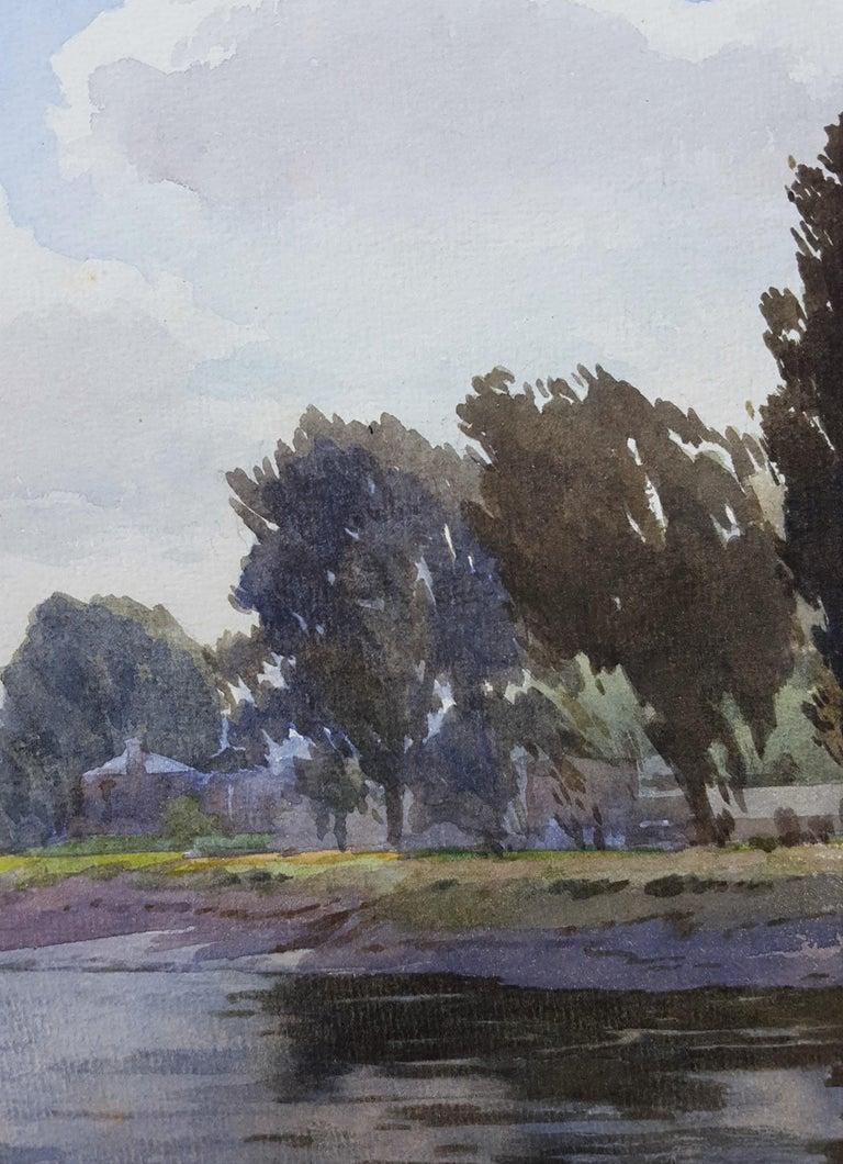 Thames River Landscape For Sale 5