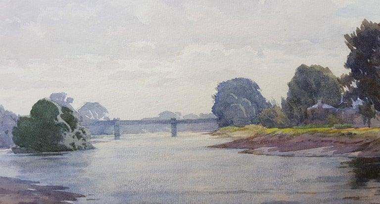 Thames River Landscape For Sale 6