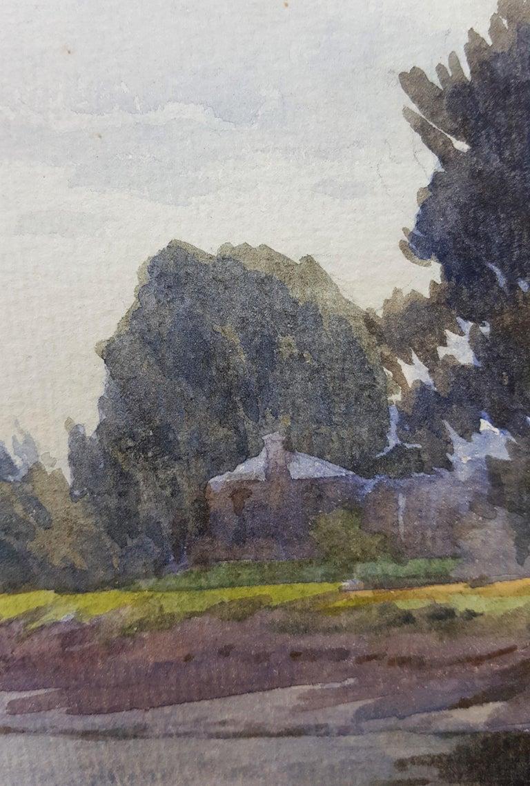 Thames River Landscape For Sale 7