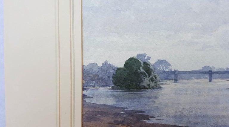 Thames River Landscape For Sale 8