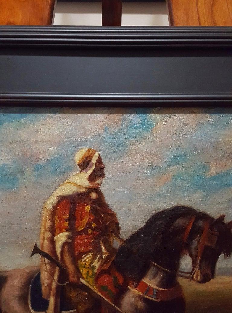 An Arab Horseman For Sale 2