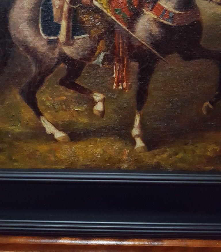 An Arab Horseman For Sale 4