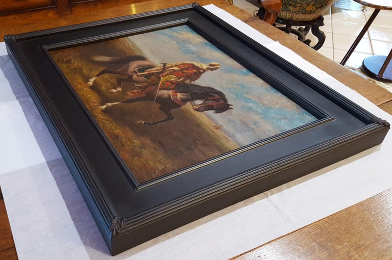 An Arab Horseman For Sale 9