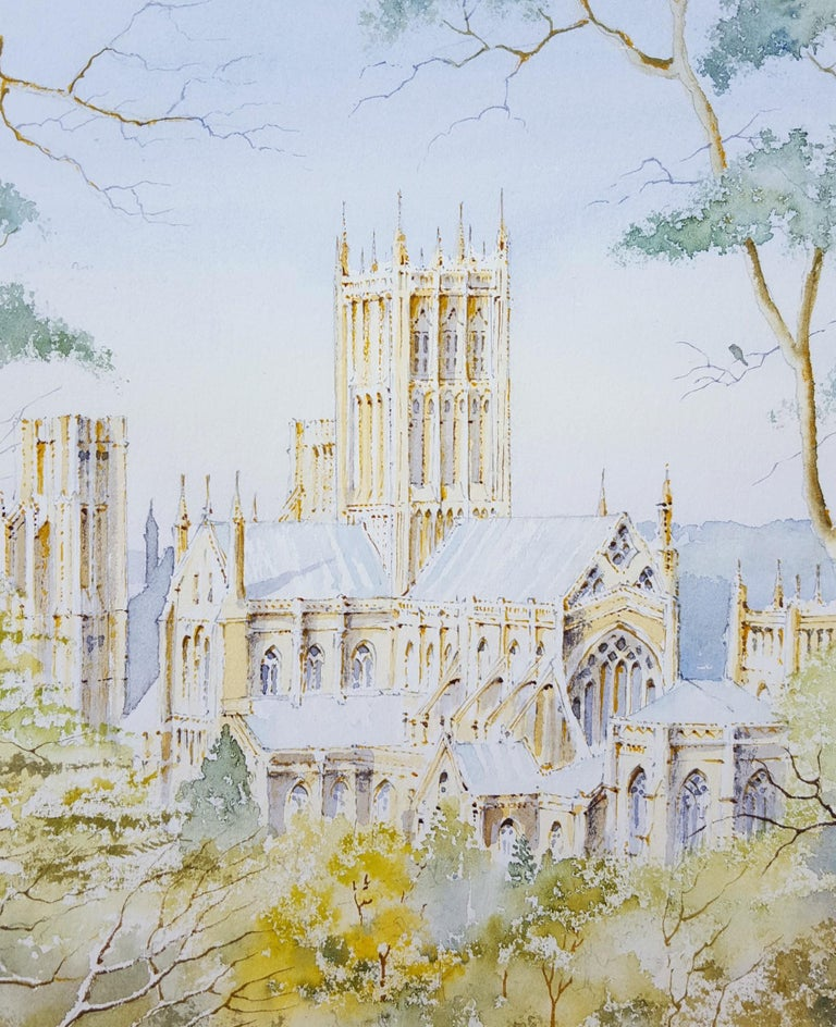 Wells Cathedral, Wells, UK For Sale 5