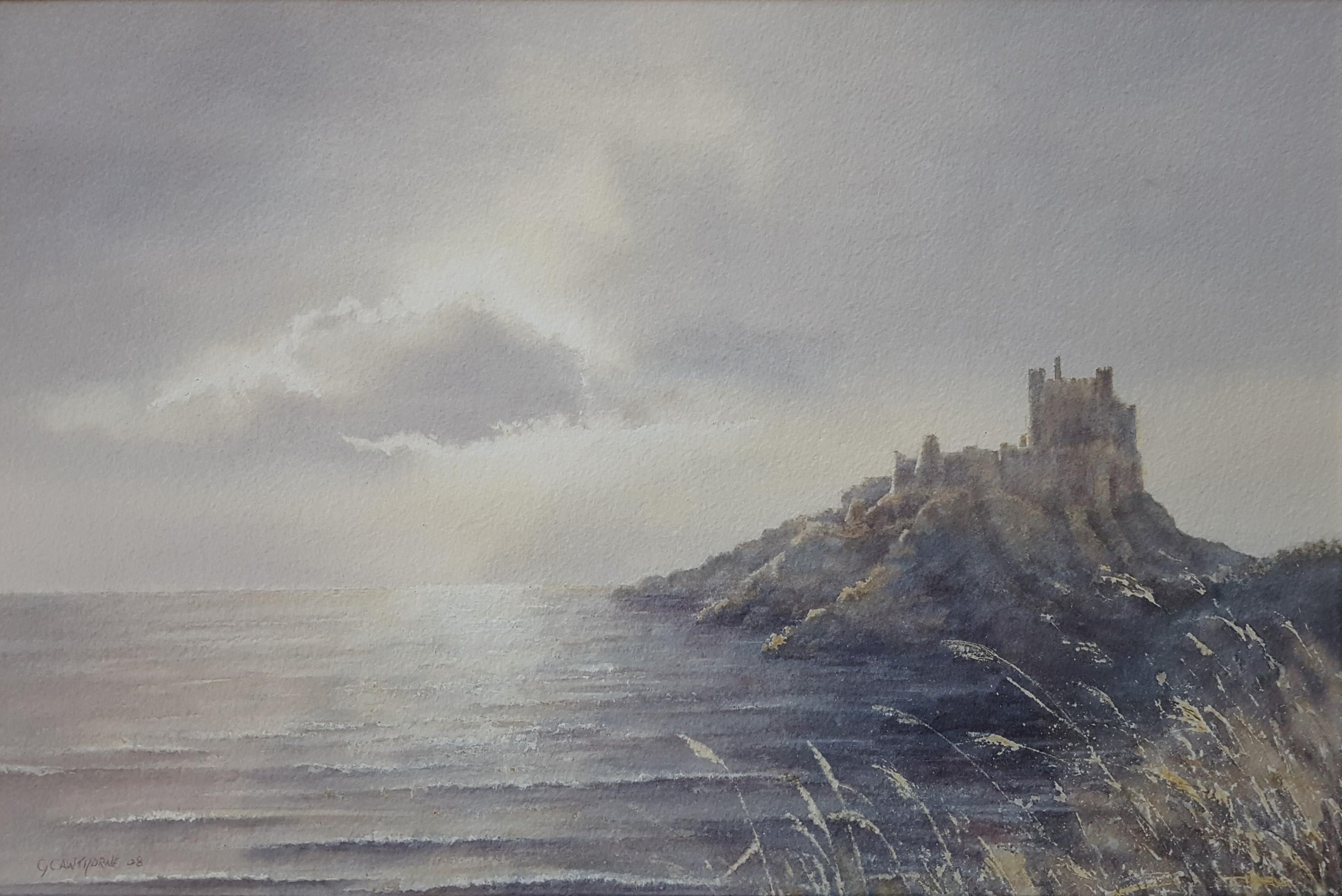 Bamburgh Castle Sunrise, Northumberland