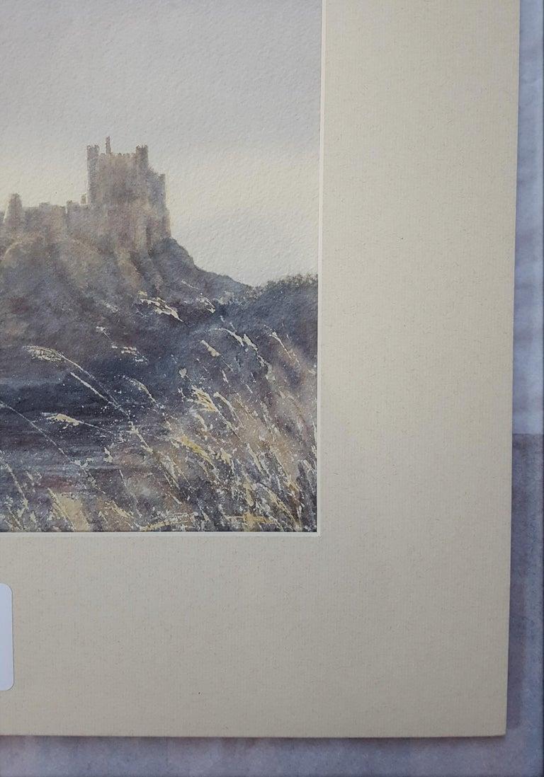 Bamburgh Castle Sunrise, Northumberland For Sale 1