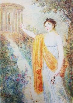 Portrait de Fanny Charrin