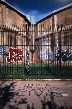 """""""Morningside Reservoir Graffiti Gallery"""""""