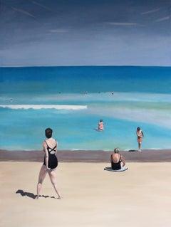 """""""Nauset Beach"""" oil pain by Michele Riche"""