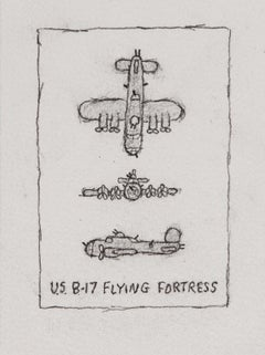 U.S. B-17 Flying Fortress