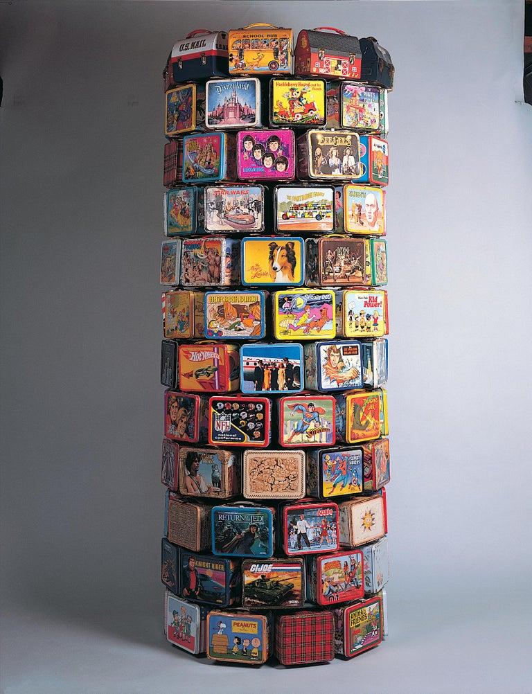 Burt Payne 3 Still-Life Sculpture - Rapunzel