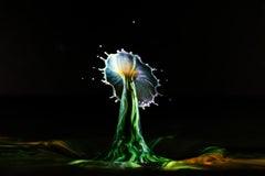 "The Rising (36 x 42"") - Album: H2O - Water Drops - Contemporary"