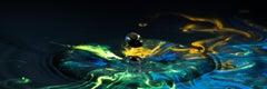 """The Gem (60 x 20"""") - Album: H2O - Water Drops - Contemporary"""