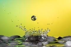 """The Come Back (24 x 36"""") - Album: H2O - Water Drops - Contemporary"""