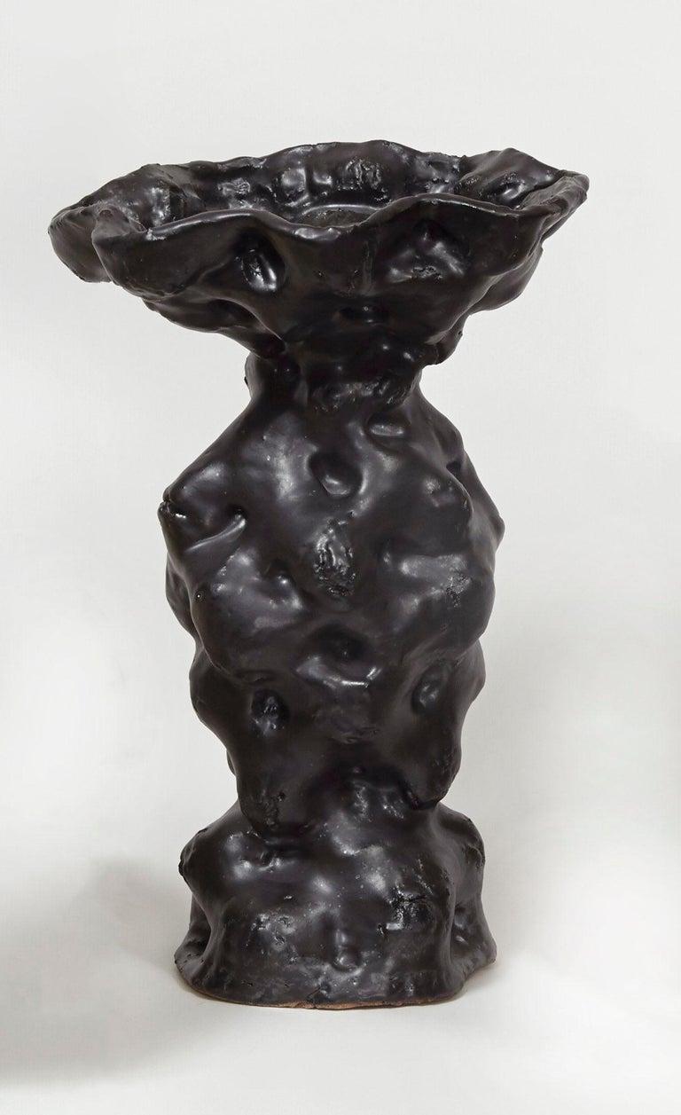 Donna Green, Lucie, Glazed Stoneware Vessel, 2015 - Sculpture by Donna Green