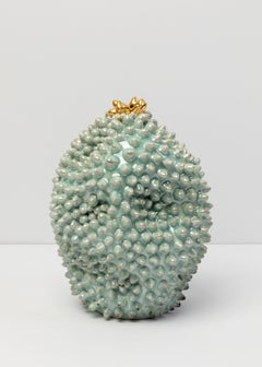 Fiona Waterstreet, Folly #2 with Gold, Porcelain with Gold Lustre, 2019