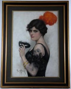 Edwardian Masquerade Beauty - Marie