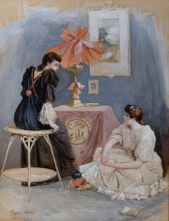 Victorian Drawings and Watercolour Paintings