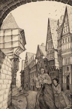 Moll Flanders - Street Scene