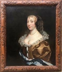 Portrait Oil Painting Gerard Soest (Att) 1600 –1681)