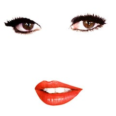 """Brigitte"" (White) Brigitte Bardot Pop Art Fashion Portrait Photograph"