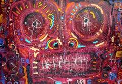 Danza entre la Vida y la Pintura, Contemporary Art, Abstract Painting