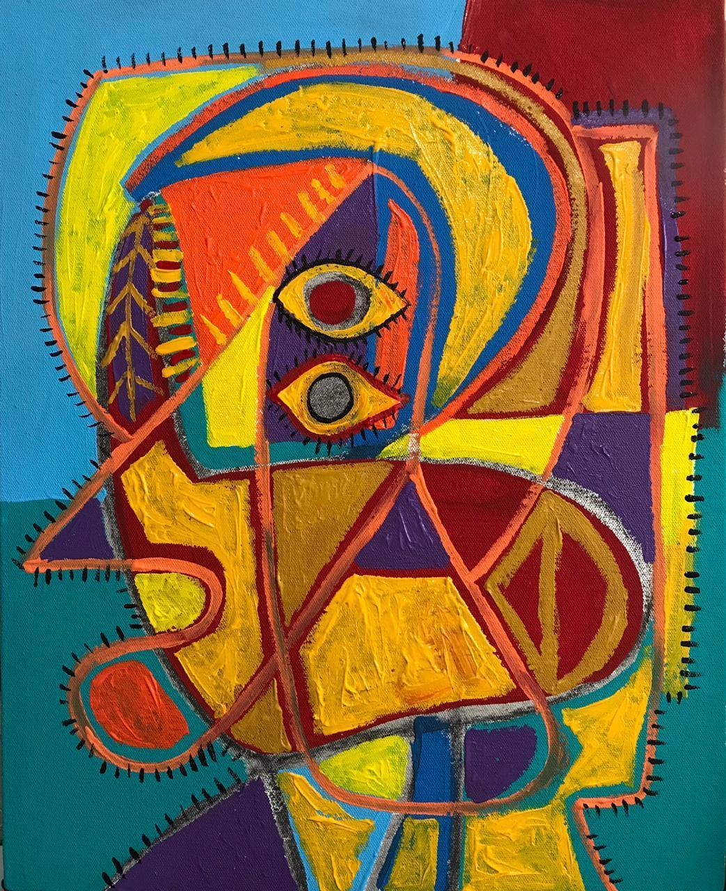 Mexican Abstract Art For Sale