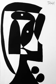 Cuerpo Escueto I, Contemporary Art, Abstract Painting, 21st Century