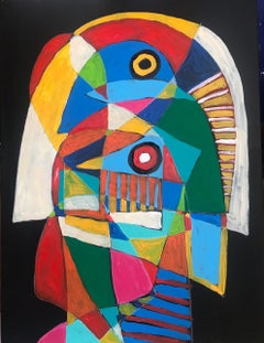 Fragmentado I, Contemporary Art, Abstract Painting, 21st Century