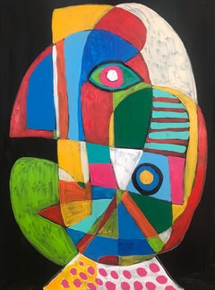 Fragmentado II, Contemporary Art, Abstract Painting, 21st Century