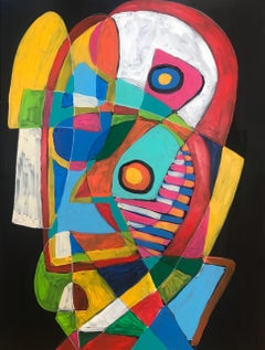 Fragmentado IV, Contemporary Art, Abstract Painting, 21st Century